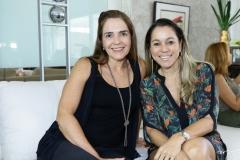 Rafaela Pinto e Lígia Pinheiro