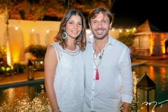 Ana Raquel e Guilherme Sampaio