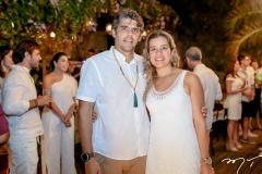 Carlos Augusto e Rita Braga