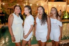 Maria Fatima,Mirela Alves, Jessica Mariano, Evelyn Marciano