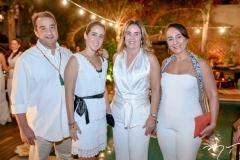 Petronio Barreto, Andrea,Desirre e Cristina Montenegro