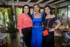Celene Camara, Ana Cristina Wolf e Marcelle Camara