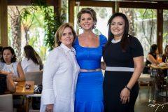 Nira Camilo, Ana Cristina Wolf e Suely Vasconcelos