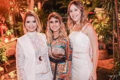 Cláudia Brasil, Taís Fialho e Talita Gomes