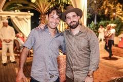 Cláudio e Felipe Rocha