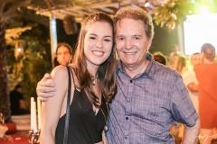 Daniela Eloy e Cláudio Rocha