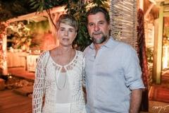 Delfina Rocha e André Escalazari