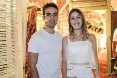 Igor Martins e Talita Gomes