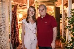 Karísia e Luis Pontes