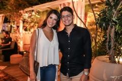 Marcela Pinto e Otávio Queiroz