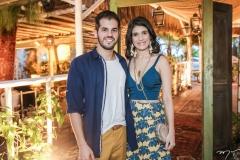 Mário e Camila Bezerra