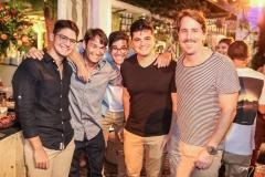 Otávio Queiroz, Cláudio Rocha, Garcez Neto, Odmar Filho e Rodrigo Frota