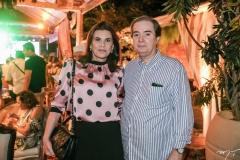 Sandra Pinheiro e Fábio Rocha