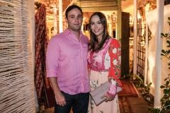 Tiago e Rafaela Asfor