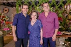 Etevaldo,Marly e Magno Nogueira
