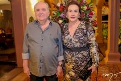 Olinto e Fatima Oliveira