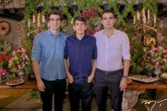 Rafael,Leonardo e Rodrigo Nogueira