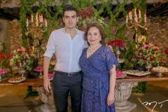 Rodrigo e Marly Nogueira