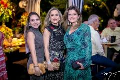Adriana Queiroz, Cristiane Ary e Cristine Feitosa
