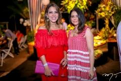 Ana Carolina Bezerra e Roberta Ary