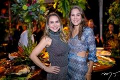 Adriana Queiroz e Daniela Frota
