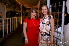 Carmen Cinira e Lucia Rocha