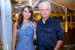 Denise e Ricardo Rolim