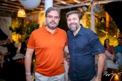 Edson Neto e Elcio Batista