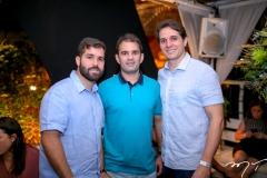 Felipe e Abelardo Rocha e Benjamin Oliveira