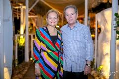 Lenise e Cláudio Rocha