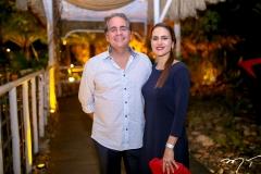 Ricardo e Manoela Bacelar