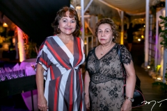 Sandra e Nádia Frota