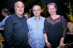 Silvio Frota, Max e Bia Perlingeiro