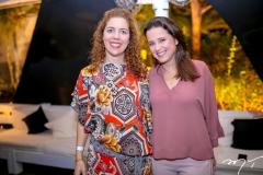 Ticiane Queiroz e Viviane Rocha