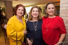 Ana Virginia Carneiro, Maria Tereza Pinto e Beatriz Fiuza