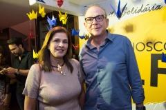 Gina e Sérgio Fiuza