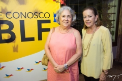 Gorete Cavalcante e Rosinha Gomes
