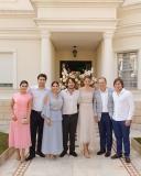 Isabella Vasone Bezerra, Rafael Bezerra, Luciana Bezerra, Marcelo Menezes, Binho Bezerra E Rodrigo Bezerra
