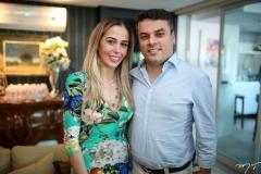 Ingrid Lucena e Marcos Freire