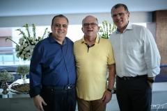 Max Câmara, Fernando Ximenes e Randal Pompeu
