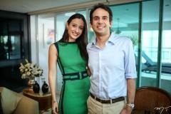 Thalita Carneiro e Guaudêncio Lucena Junior