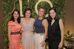 Eliana Marreiro, Cecilia Seligmann, Vitória Costa e Raquel Aderaldo