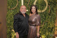Paulo Carapeba e Maria Lúcia Negrão