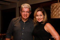 Heitor Viana e Kelvia Ribeiro