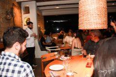 Lançamento do Novo Cardápio do Zoi Restaurante