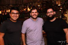 Rolf Campos, Eduardo Castelão e Luis Victor Torres