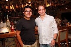 Rolf Campos e Andre Linheiro