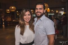 Katherine Lima e Epitácio Neto
