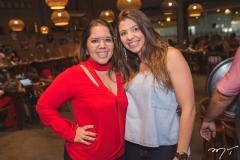 Laura Bandeira e Ana Carolina Palhano