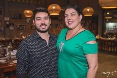 Matheus Duarte e Cecília Medeiros
